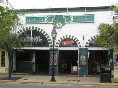 Irish Kevin's Bar, Key West