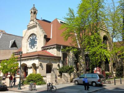 First Unitarian Church of Philadelphia, Philadelphia
