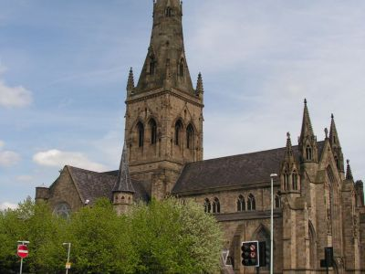 Salford Cathedral, Manchester