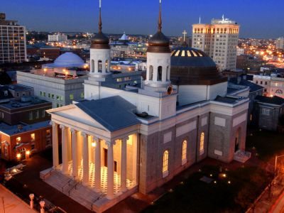 Basilica of the Assumption, Baltimore