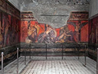 Villa of the Mysteries, Pompei