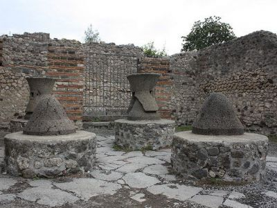 House of the Baker, Pompei