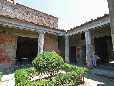 House of the Tragic Poet, Pompei