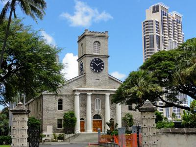 Kawaiahao Church, Honolulu