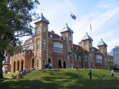 Government House and Gardens, Perth