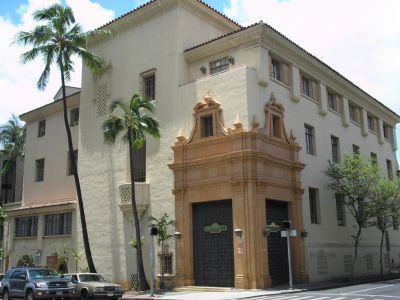 Honolulu's Architecture Self-Guided Tour (Self Guided