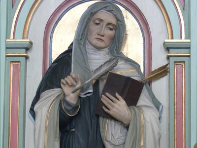 St. Theresia of Avila, Hague