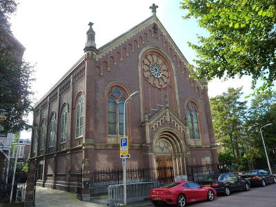 Mennonite Church, Hague