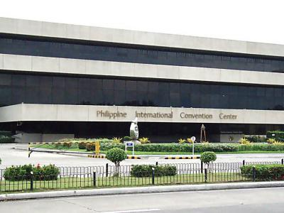 Philippine International Convention Center, Manila