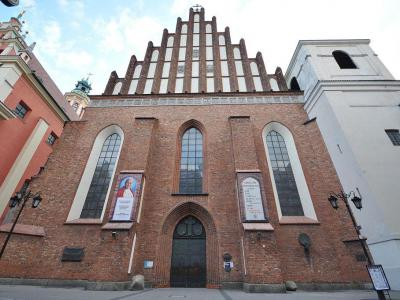 St John's Archcathedral, Warsaw