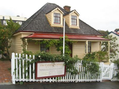 Colonial Cottage Museum, Wellington