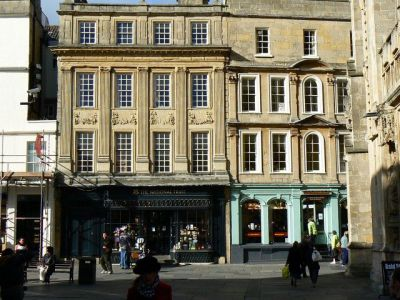 Marshal Wade's House, Bath