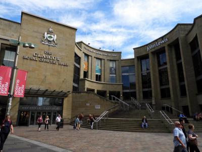 Green Room Glasgow Concert Hall
