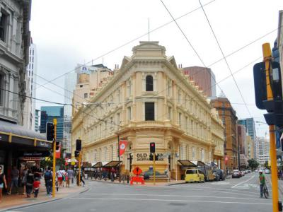 Old Bank Shopping Arcade, Wellington