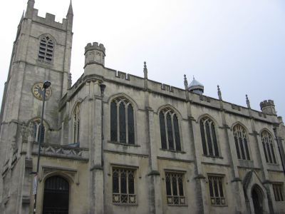 Christ Church, Bath