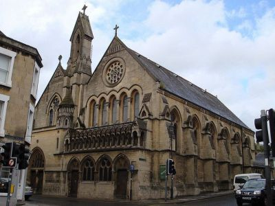 Holy Trinity Church, Bath