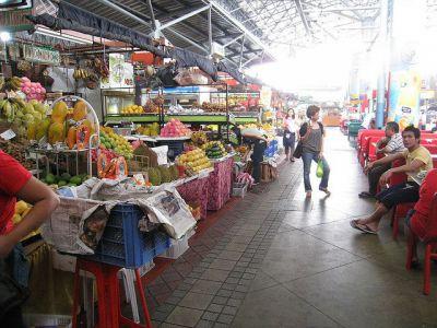 Central Market, Manila