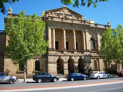 Adelaide Supreme Court, Adelaide