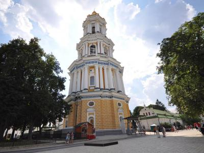 Great Lavra Bell Tower, Kiev