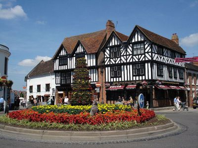 Market Cross, Stratford-upon-Avon