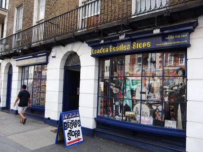 London Beatles Store, London