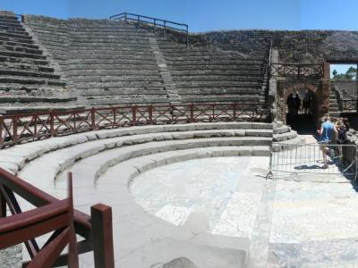 Small Theater, Pompei