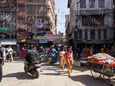 Kathmandu's Street Markets Tour, Kathmandu, Nepal