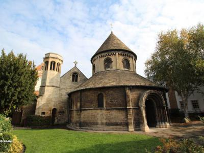 Church of the Holy Sepulchre, Cambridge