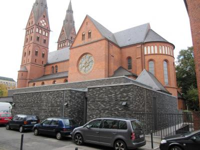 St. Mary's Cathedral, Hamburg