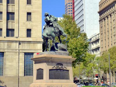 Boer War Memorial, Adelaide
