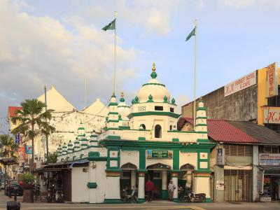 Nagore Durgha Shrine, George Town