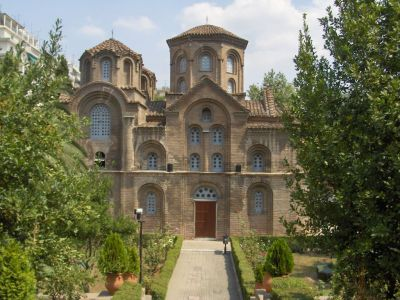 Church of Panaghia Chalkeon, Thessaloniki