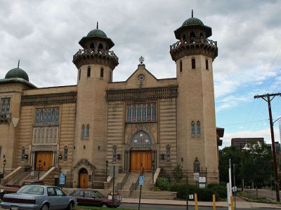 Temple Emanuel, Denver