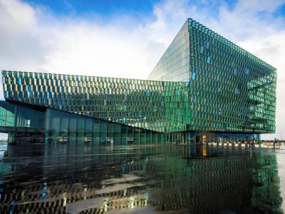 Harpa Concert Hall and Conference Centre, Reykjavik
