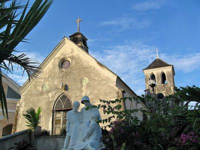 St.Francis Xavier Cathedral, Nassau