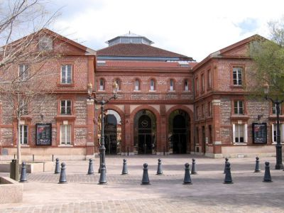 Halle aux Grains, Toulouse