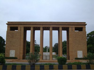 Karachi World War Two Cemetery, Karachi