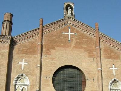San Giacomo Maggiore Church, Bologna