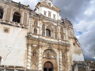 San Francisco Cathedral, Antigua