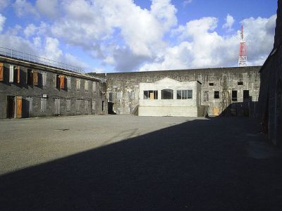 Fort Adelaide, Port Louis