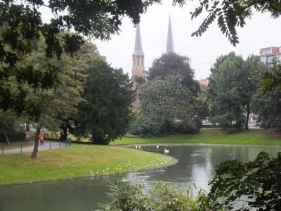 Stadspark Antwerp
