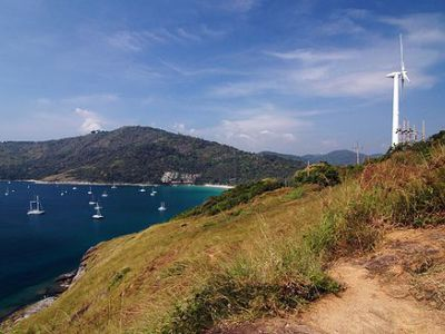 Windmill Viewpoint, Phuket