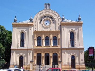 Synagogue, Pecs