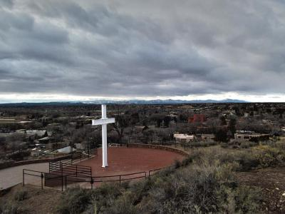 Cross of the Martyrs, Santa Fe