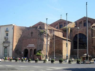 Holy Sites Walking Tour (Self Guided), Rome, Italy
