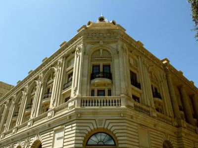 Theatre of Musical Comedy, Baku