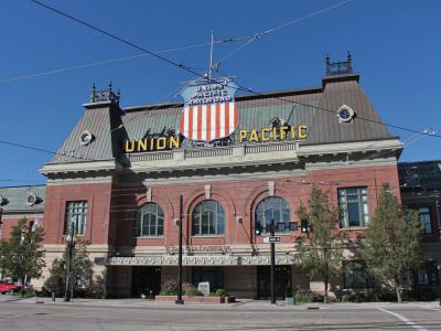 Union Pacific Depot, Salt Lake City