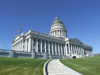 State Capitol, Salt Lake City