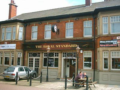 Royal Standard, Sheffield