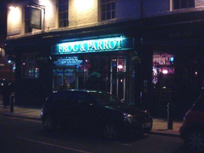 Frog & Parrot, Sheffield